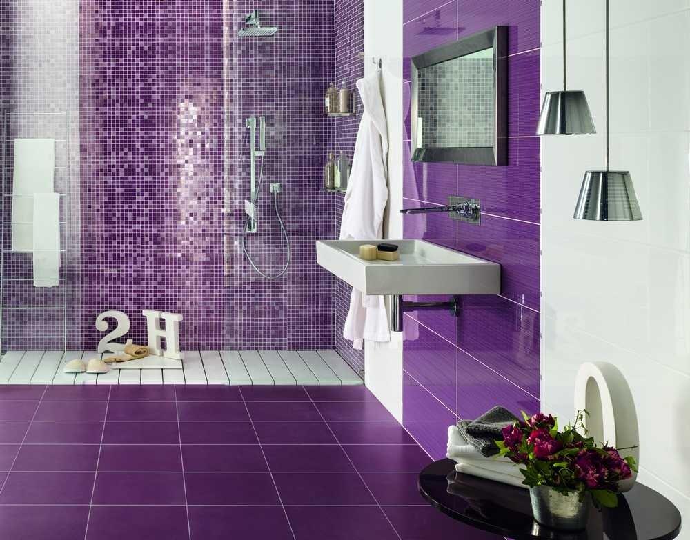 Rivestimenti bagno moderno colorato minimisco bagni for Rivestimenti bagni moderni