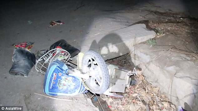 Un autista ubriaco fuggì dalla scena dell'incidente, non poteva immaginare che aveva appena investito sua moglie e suo figlio