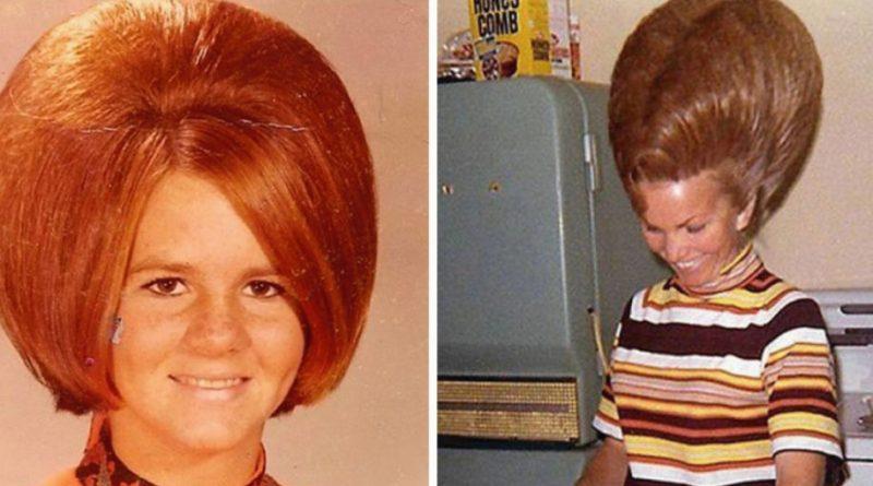 21 pettinature degli anni 60 che ti faranno sorridere per quanto erano buffe