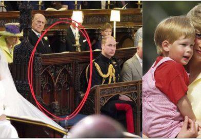 Ecco come Harry ha voluto ricordare la mamma, Lady Diana, il giorno del suo matrimonio
