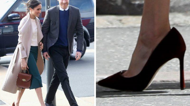 Errori commessi da Meghan in fatto di abbigliamento non adatti ad un membro della famiglia reale