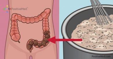 La miscela casalinga che pulirà il tuo colon dai rifiuti tossici