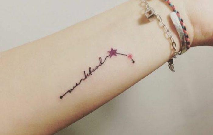 45 Idee Su Tatuaggi Piccoli Da Fare Sul Polso Bellissimi E
