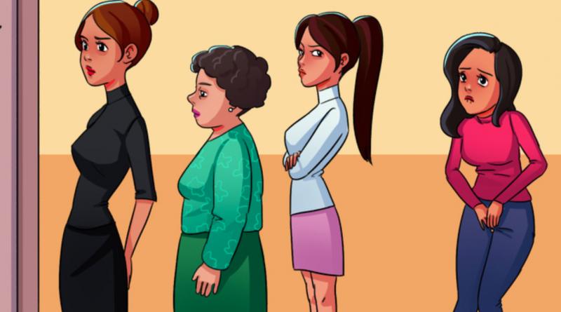 10 Reazioni corporee che possiamo controllare (le donne sono più fortunate in qualcosa)