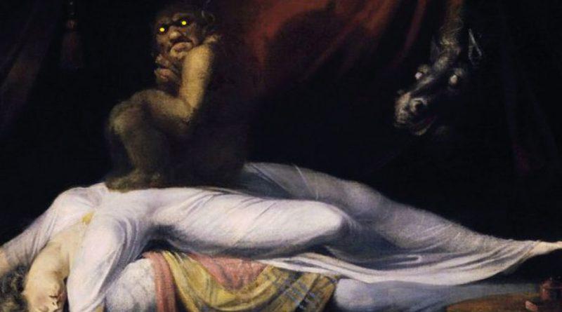 Ti è capitato di svegliarti di notte e di non riuscire a muoverti? Questo è il significato più impressionante