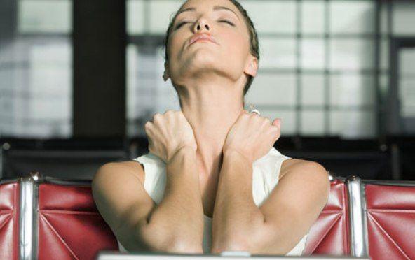 Esercizio tibetano per riattivare la tiroide