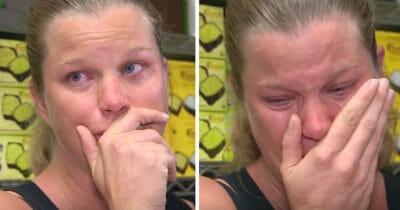 Il capo offre a una donna incinta una sorpresa inaspettata – inizia a piangere quando vede il contenuto della lettera
