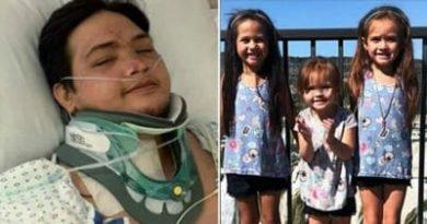 Padre si risveglia paralizzato a seguito di un incidente d'auto – Poco dopo i medici diranno la terribile verità sulle sue tre figlie anch'esse coinvolte…