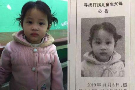 Una bambina rapita viene venduta ad una coppia per 7.500 sterline da una donna che affermava di essere sua madre