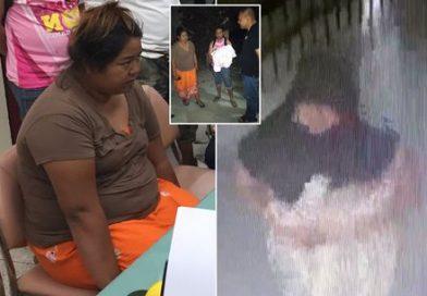 """La donna ha rubato il neonato perché aveva """"paura di dire al marito dell'aborto"""""""