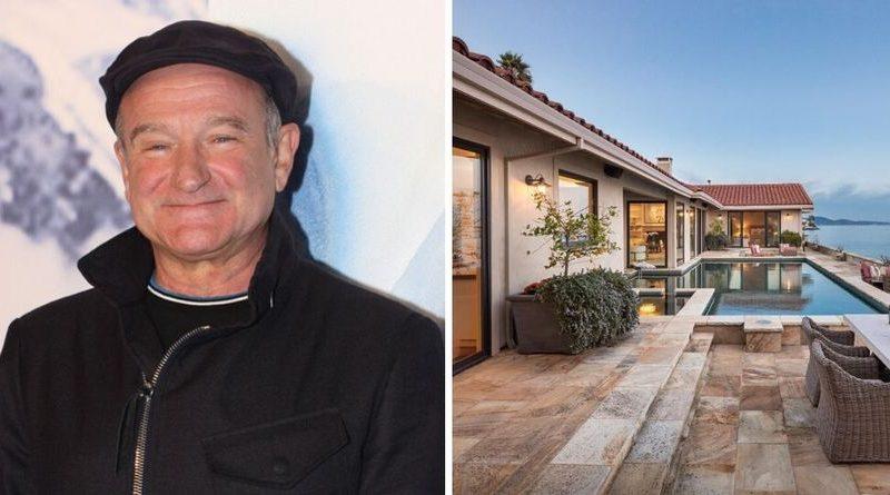 Dai un'occhiata all'interno della casa dove Robin Williams ha trascorso i suoi ultimi anni