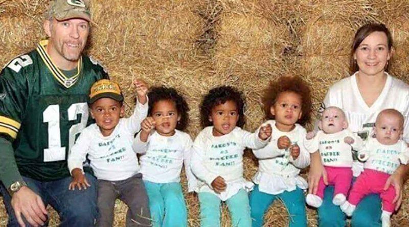 Fanno 3 coppie di gemelli in soli 5 anni, e questa non è la parte più assurda della storia!