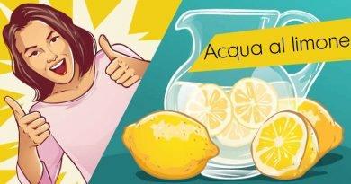 Ecco 9 motivi per iniziare a bere acqua al limone secondo gli esperti