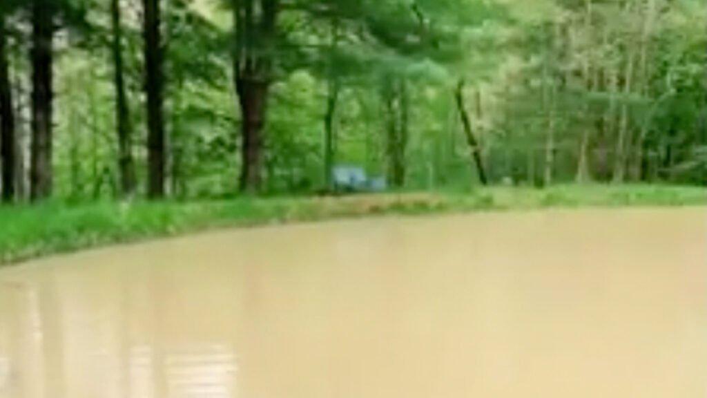 quando il lago non era ancora blu