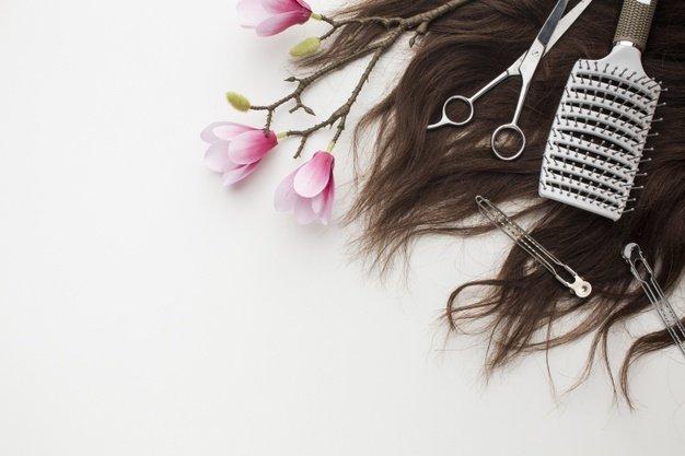 kit per capelli, per combattere i capelli bagnati