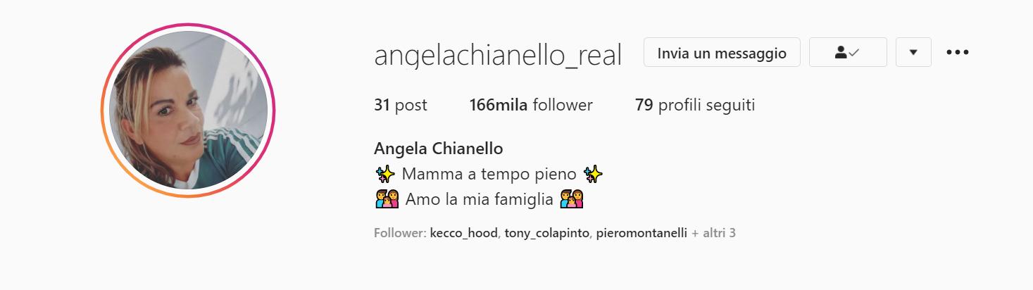 instagram angela chianello