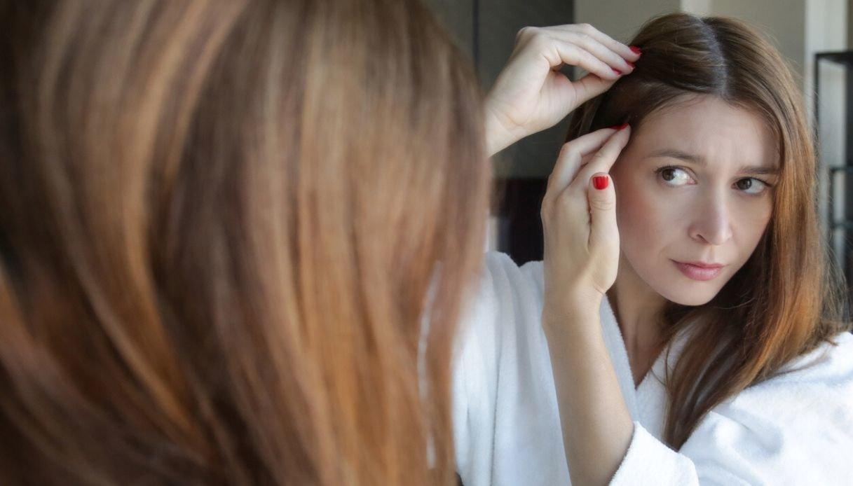 Stress e capelli bianchi: finalmente la scienza ci spiega ...