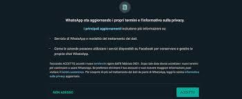 Che cosa significa l'aggiornamento privacy di WhatsApp - Wired